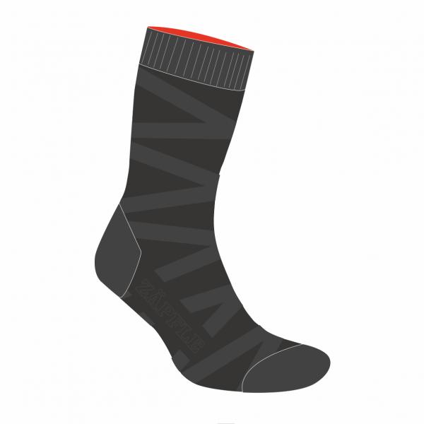 "Socke ""Zapfenmuster"""