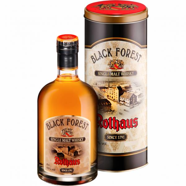 2017 - Rothaus Black Forest Single Malt Whisky 0,2l