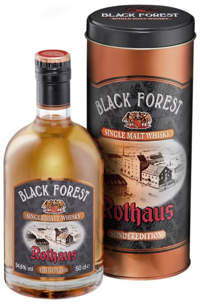 SONDEREDITION Banyuls Cask Finish - Rothaus Black Forest Single Malt Whisky 0,5l