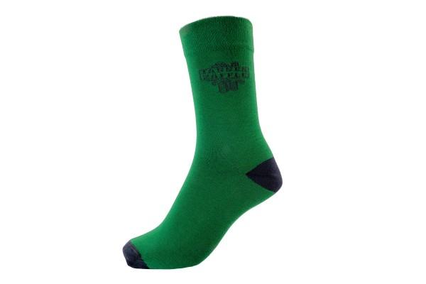 """Socke """"Tannenzäpfle"""""""