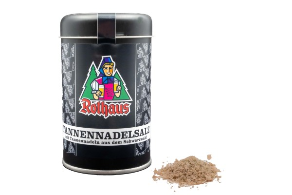 Tannennadel-Salz