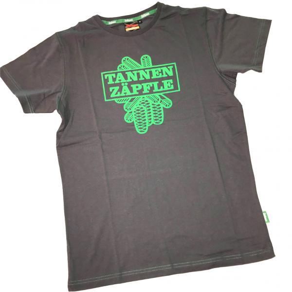 T-Shirt Tannenzäpfle Schmuckzapfen
