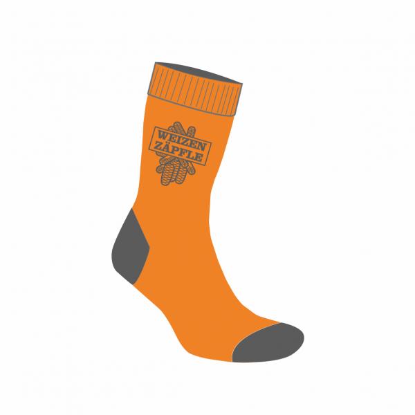 """Socke """"Weizenzäpfle"""""""