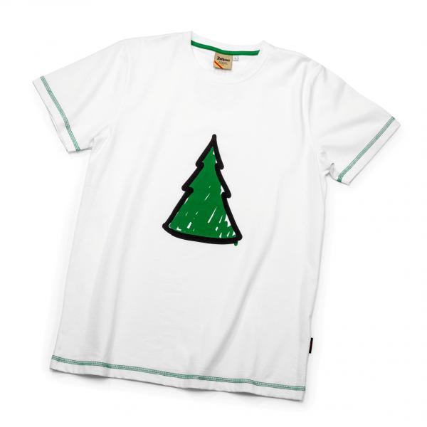 T-Shirt Grüne Tanne Jubiläum