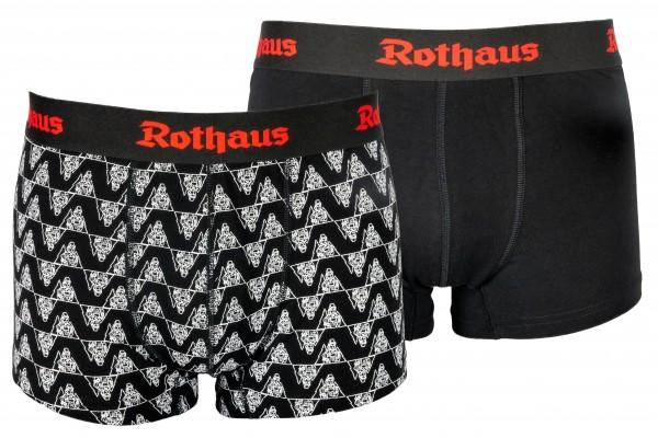 Boxershorts 2er Set (Herren)
