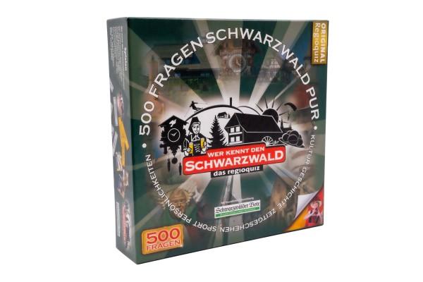Spiel - Wer kennt den Schwarzwald?