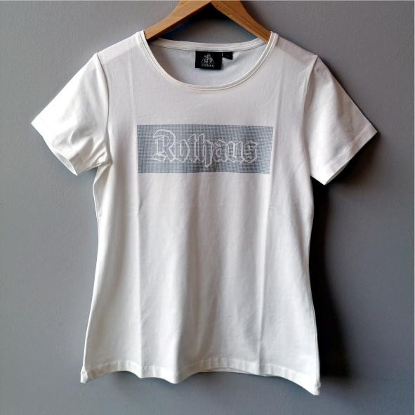 DAMEN T-Shirt mit Aufdruck Rothaus