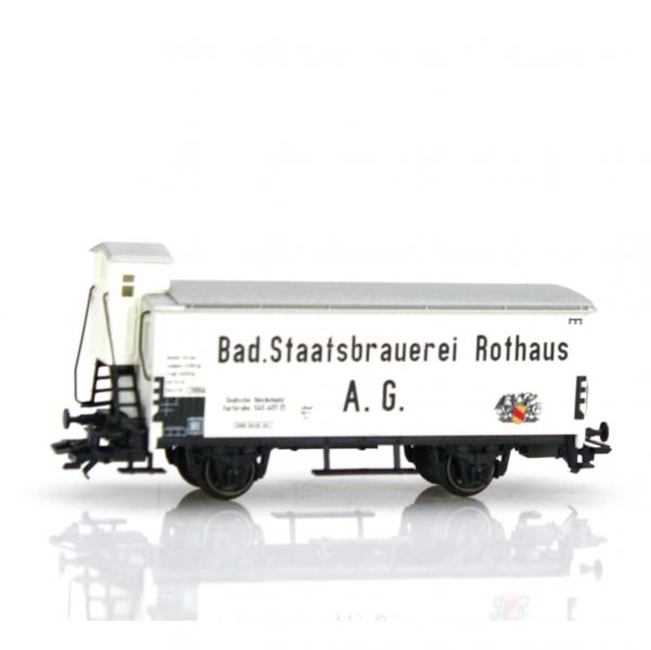 Märklin Bremserhauswagen