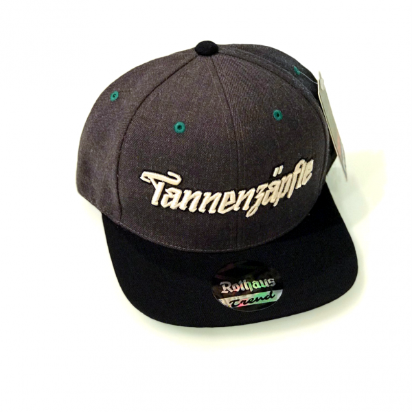 Snapback Cap Tannenzäpfle