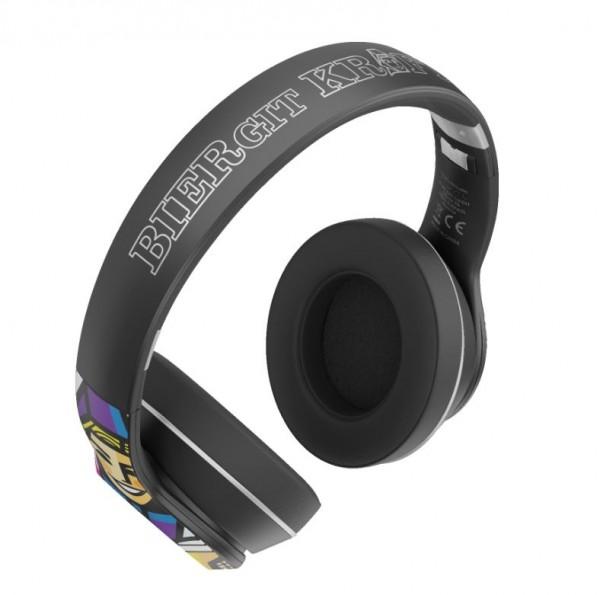 Kopfhörer schwarz (Bluetooth)