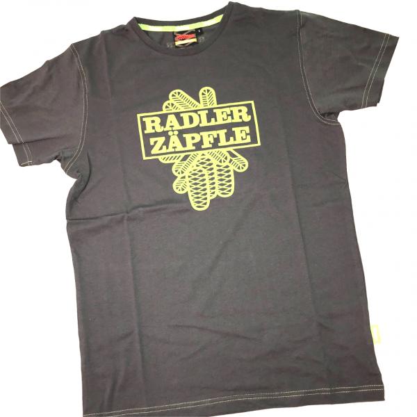 T-Shirt Radlerzäpfle Schmuckzapfen